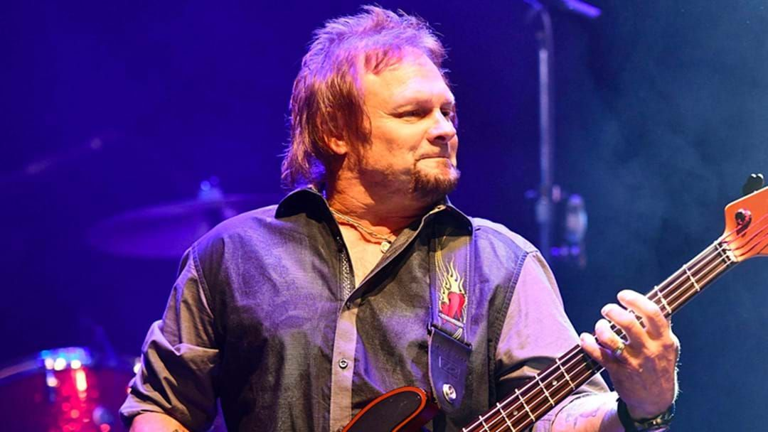 Article heading image for Van Halen Bassist Michael Anthony Responds To Reports About A 2019 Reunion Tour