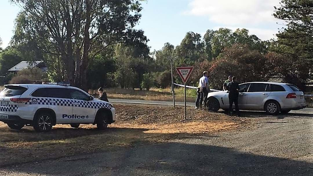 Article heading image for Man Arrested Following Murchison Fatal Collision