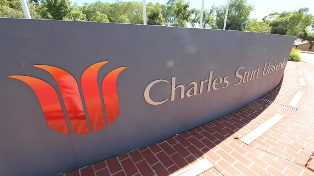 Article heading image for Charles Sturt University WON'T change its name