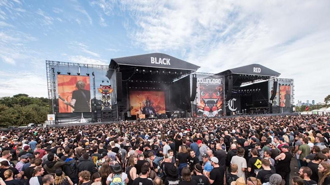 Article heading image for The Download Festival Lineup Has Gotten Even Bigger