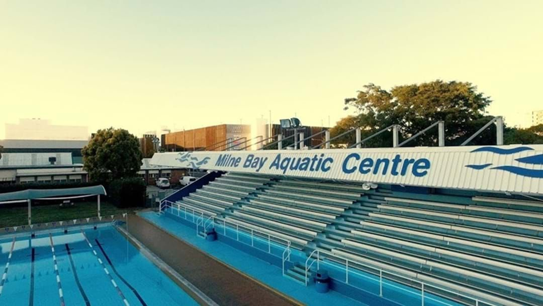 Article heading image for Milne Bay Aquatic Centre Will Close for Maintenance