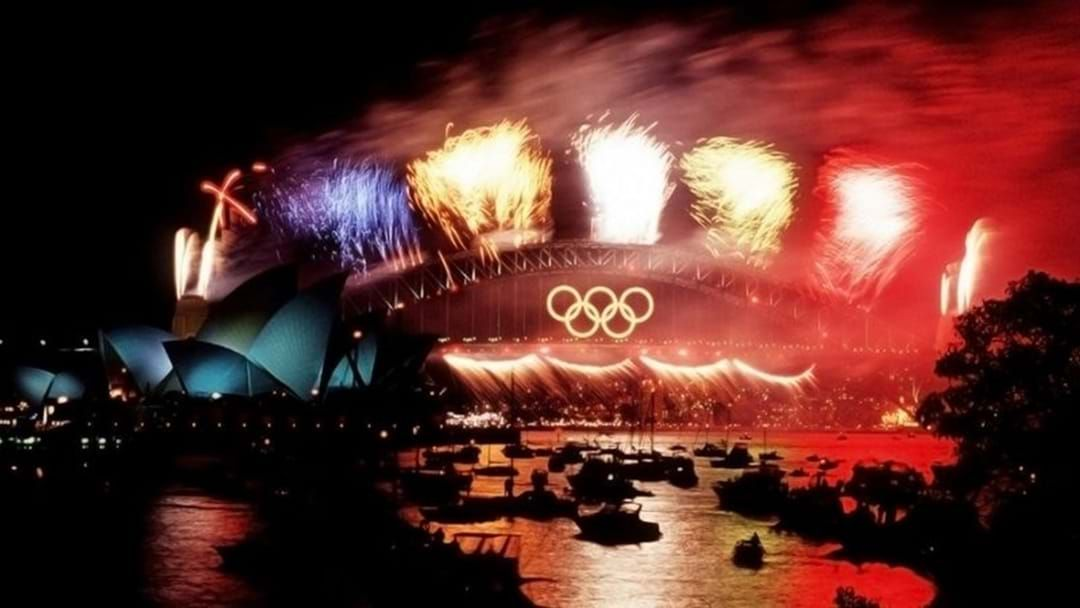 Article heading image for We Hear Some Great Stories From The 2000 Sydney Olympics
