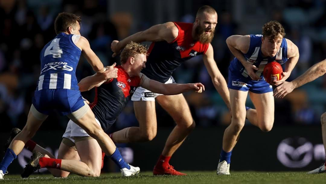 Article heading image for AFL Confirms Two Venue Changes In Rounds 11 And 12