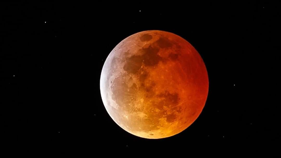 """Article heading image for Mid North Coast stargazers will get the first look at a true """"super blood moon"""" for 20 years when two celestial phenomena occur at the same time tomorrow."""