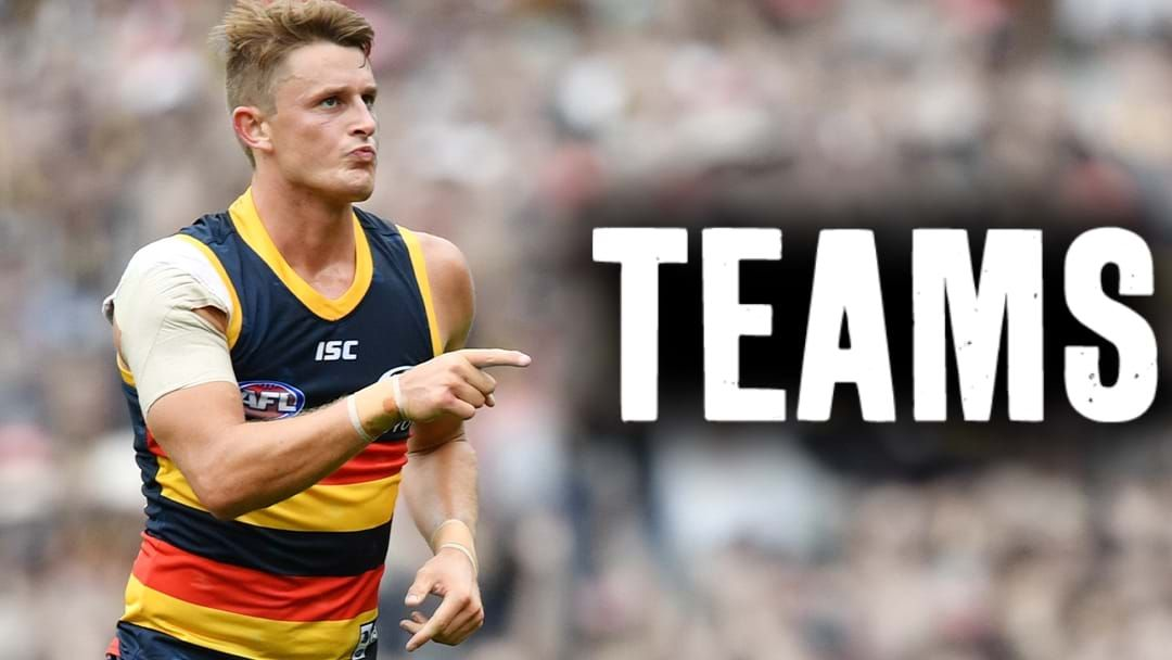 Article heading image for AFL Teams: Round 4, 2020