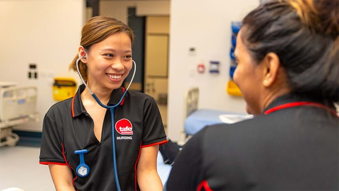 Article heading image for Why Nursing Could Be The Right Career For You