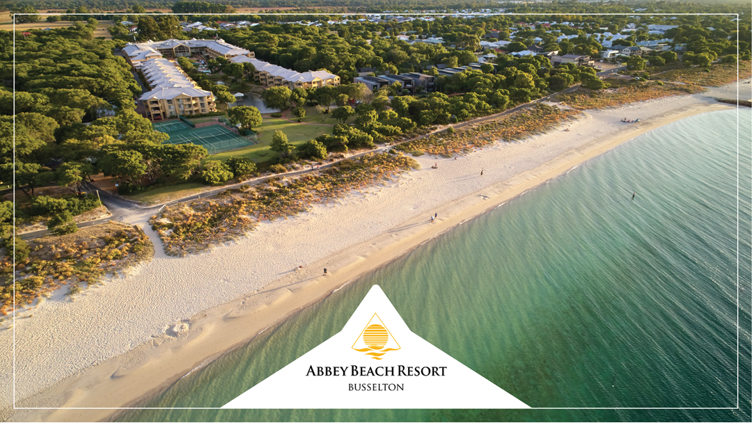 Competition heading image for Score an Abbey Beach Resort Getaway!