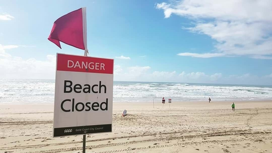 Article heading image for Gold Coast Beaches Expected To Cop A Lashing From Cyclone Oma