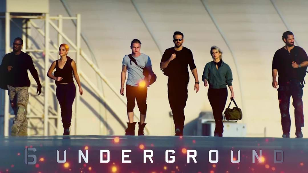 Article heading image for Meet The Cast Of 6 Underground