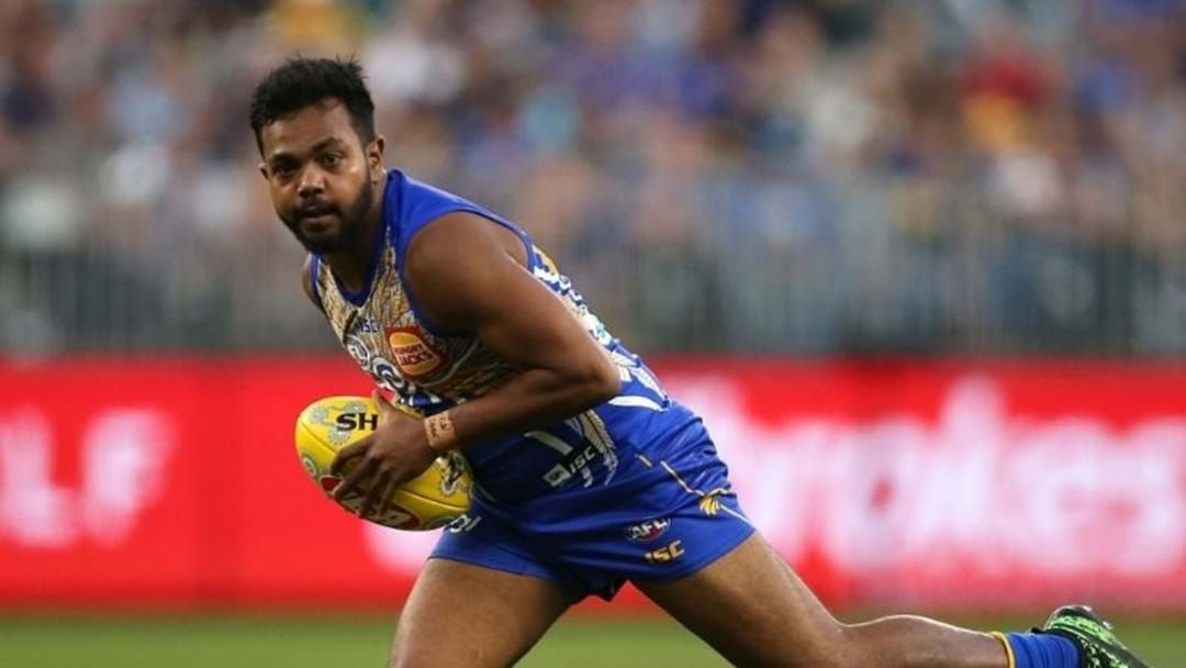 Article heading image for Latest On Willie Rioli's Return To West Coast