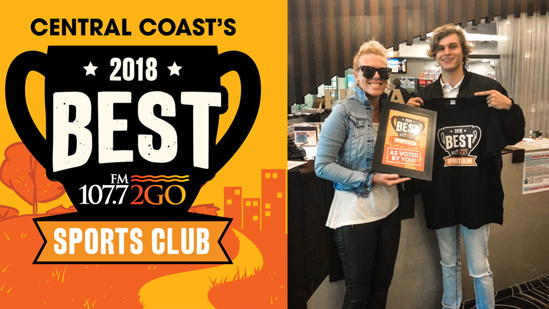 Article heading image for The Votes Are In... The Central Coast's Best Sports Club Is In Erina!
