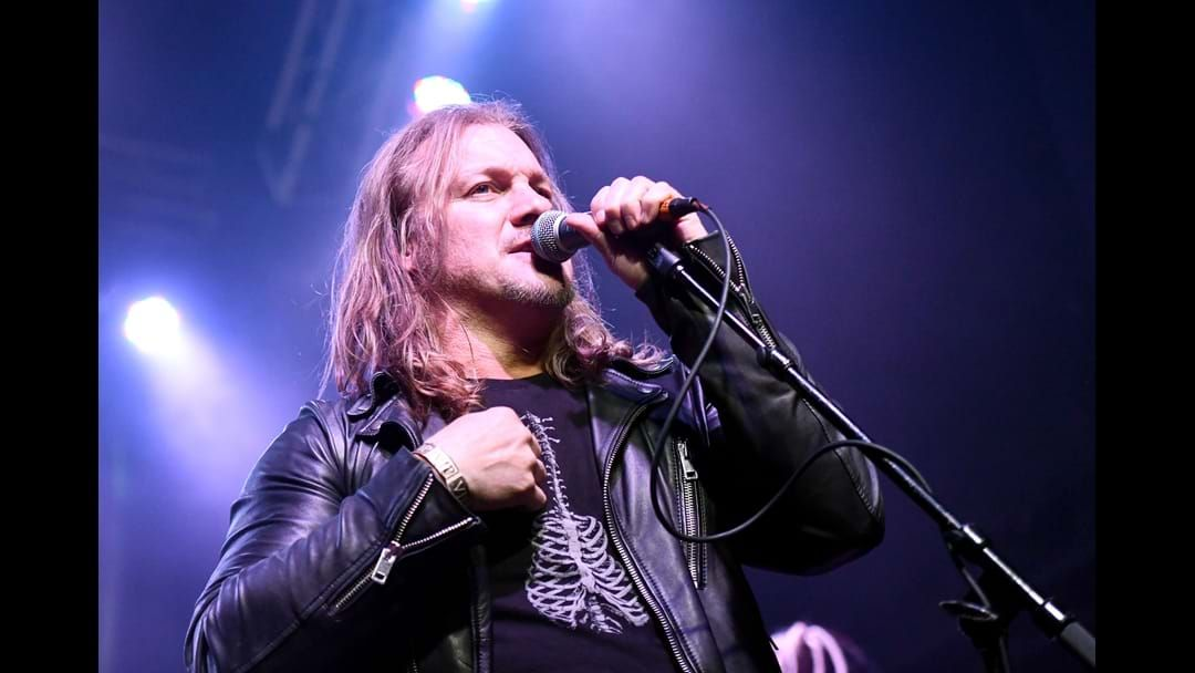 Article heading image for EXCLUSIVE | Chris Jericho Talks About His New Metal Band & Sound To MMM Hard N Heavy
