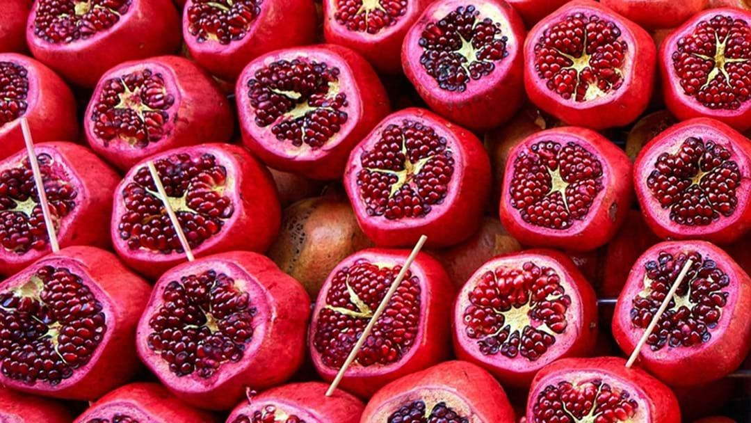 Article heading image for Frozen Pomegranate Recall Linked To Hepatitis A Outbreak
