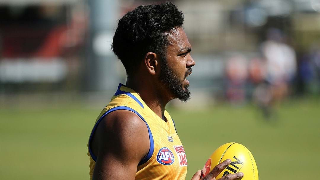 Article heading image for Willie Rioli Provisionally Suspended After Allegedly Returning Adverse Drug Test