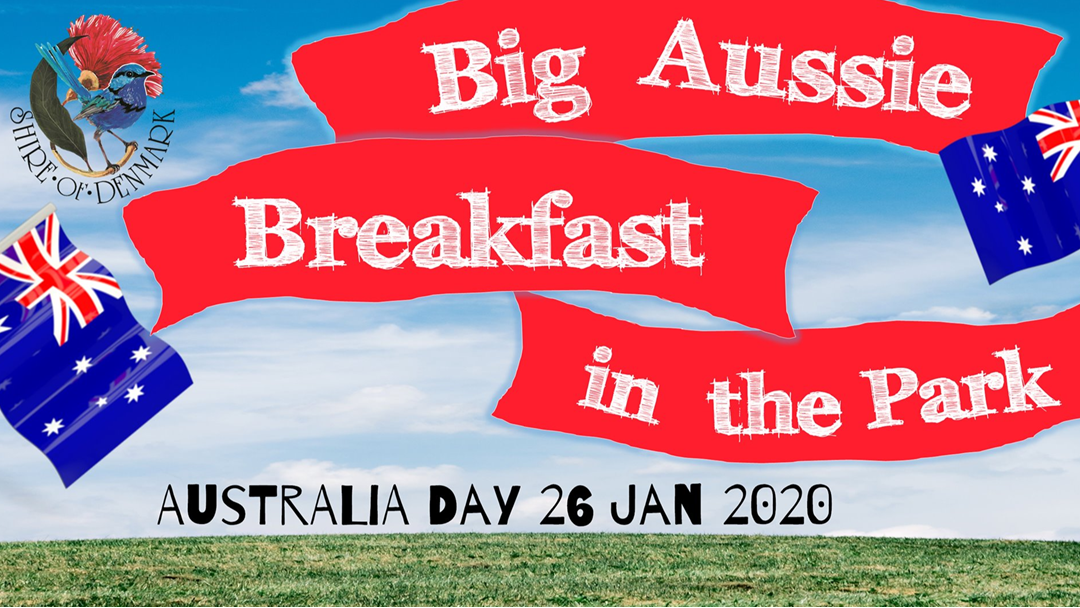 Article heading image for Australia Day Breakfast in the Park