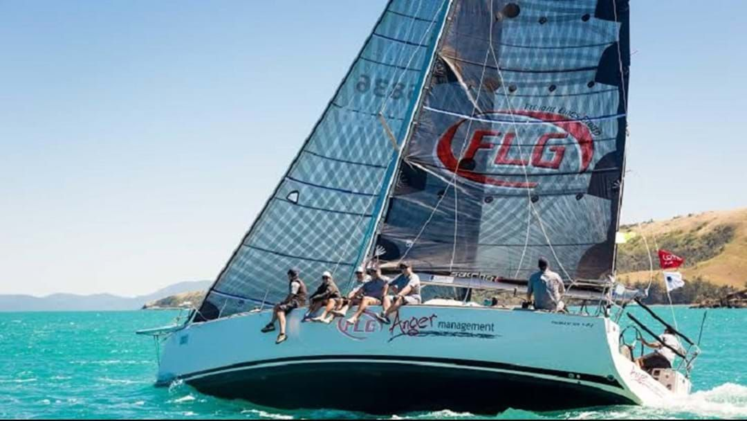 Article heading image for Anger Management Is Back And Ready To Take On the Sydney To Hobart For A Second Time!