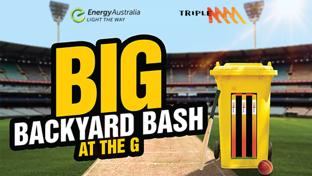 Competition heading image for Big Backyard Bash at the G!