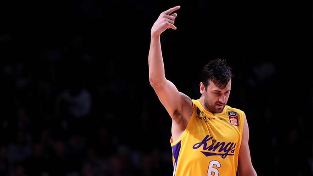 Article heading image for Sydney Kings Record First Victory Of The Season Defeating New Zealand Breakers