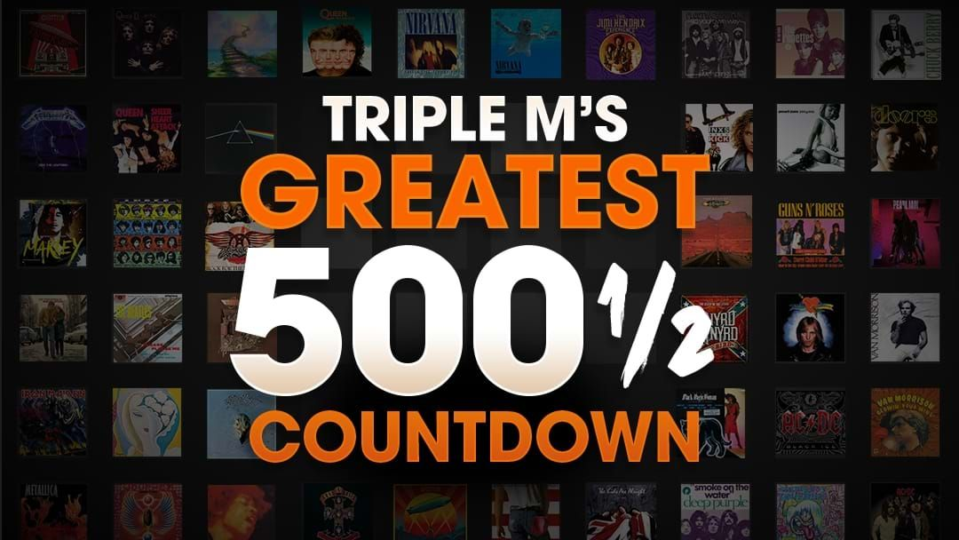 Article heading image for Triple M's Greatest 500 1/2 Countdown: Every Song
