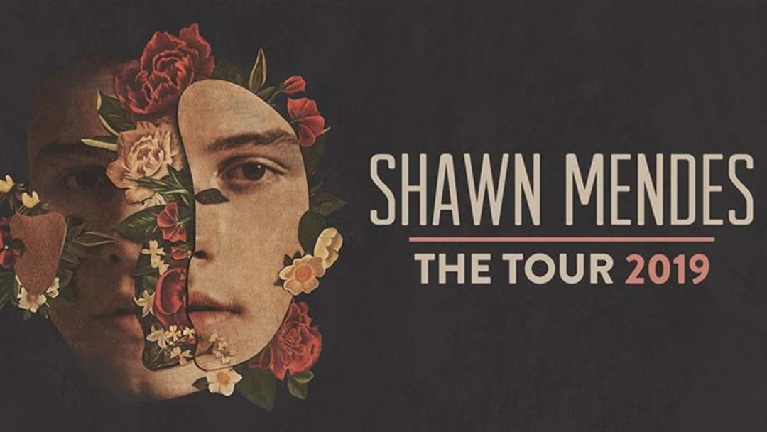 Article heading image for Shawn Mendes Announces He's Touring Australia!