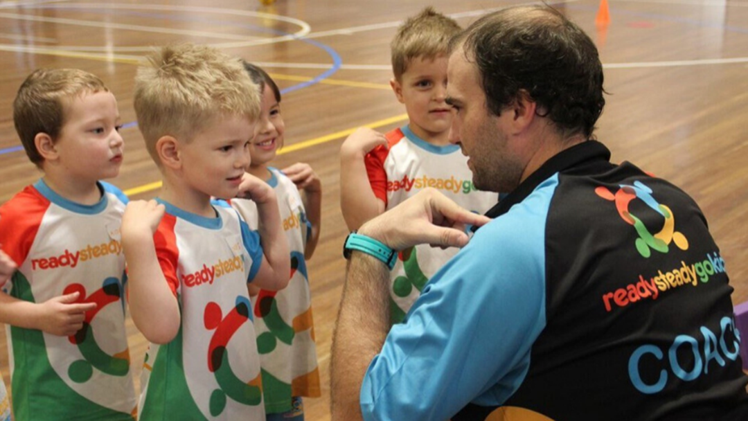 Article heading image for There's Going To Be FREE Fortnightly Sport Classes For Preeschoolers In Coomera!