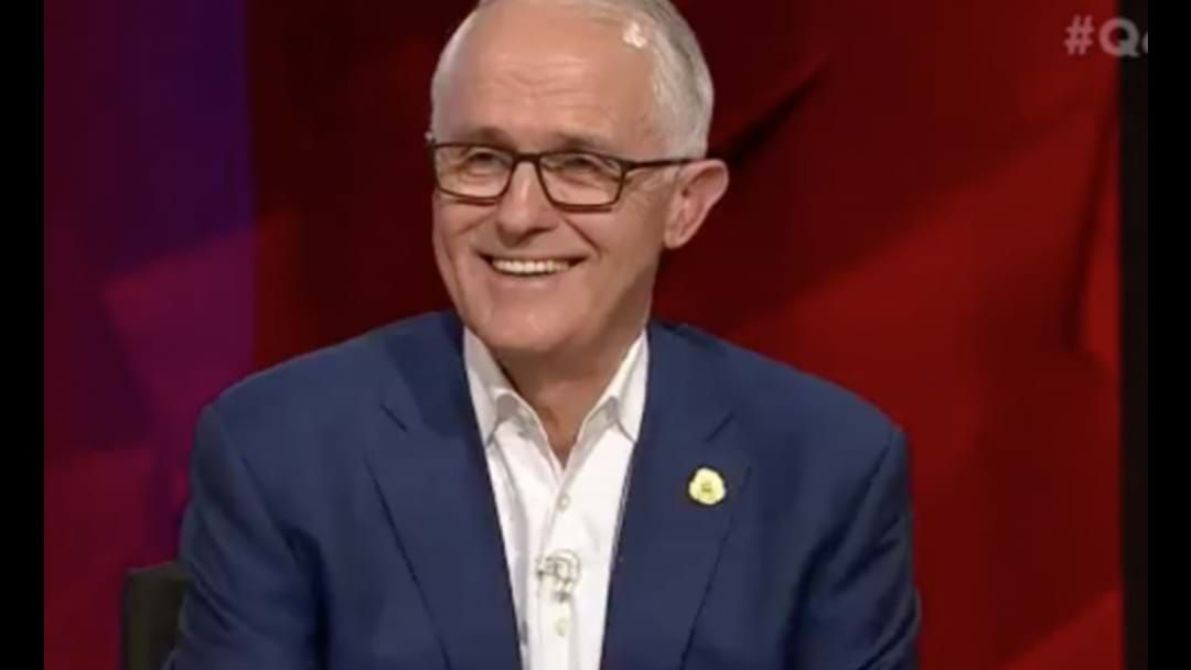 Article heading image for Malcolm Turnbull Defends Liking A 'Vote Tony Out' Instagram Page