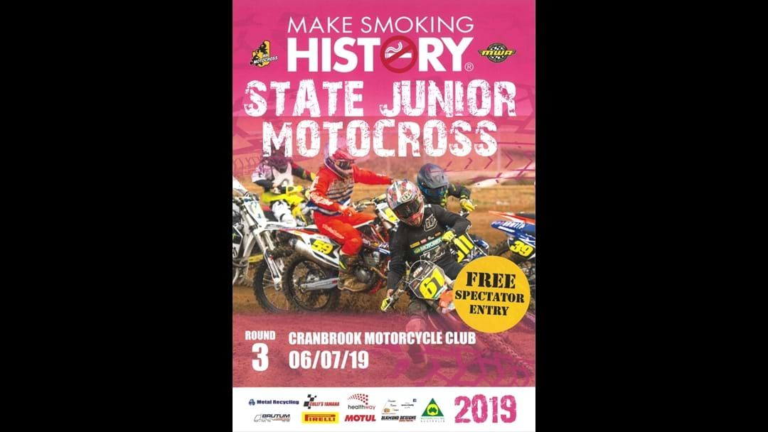 Article heading image for WA Motorcross is Coming to Cranbrook