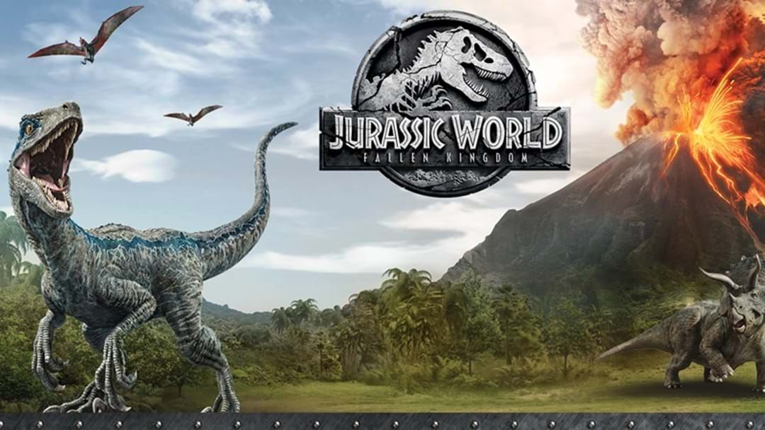 Article heading image for Jurassic World is Coming to Grand Central!