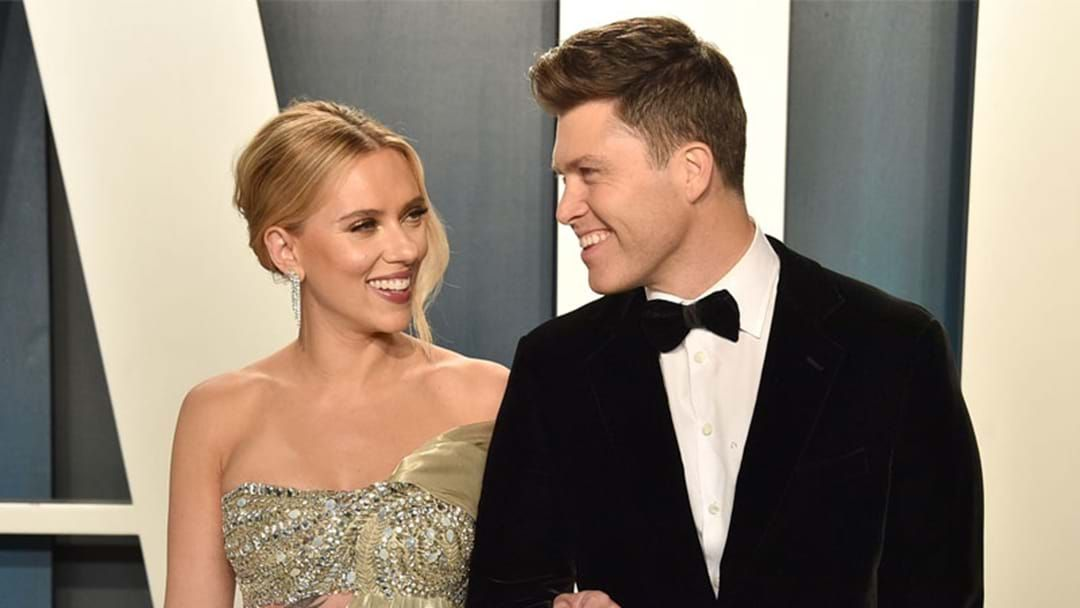 Article heading image for Scarlett Johansson Is Reportedly Pregnant With Husband Colin Jost!