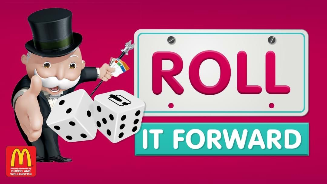 Article heading image for Roll it Forward with Maccas Monopoly!