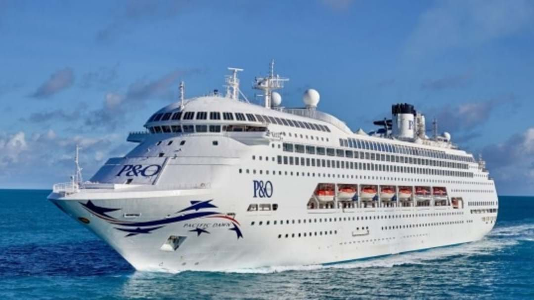 Article heading image for Passenger Falls Overboard On P&O Pacific Dawn