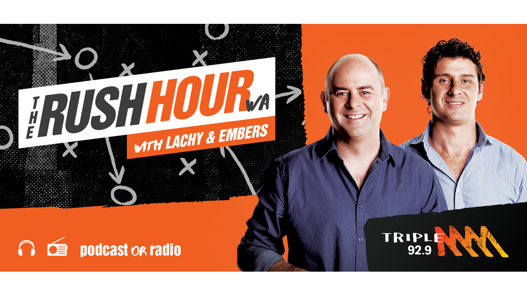 Article heading image for Triple M's Rush Hour WA with Lachy And Embers To Start Mon 22 Feb!