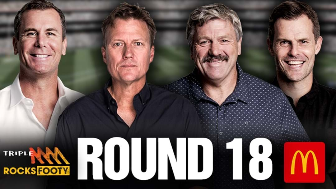 Article heading image for Triple M Footy On Air Schedule Round 18 2021