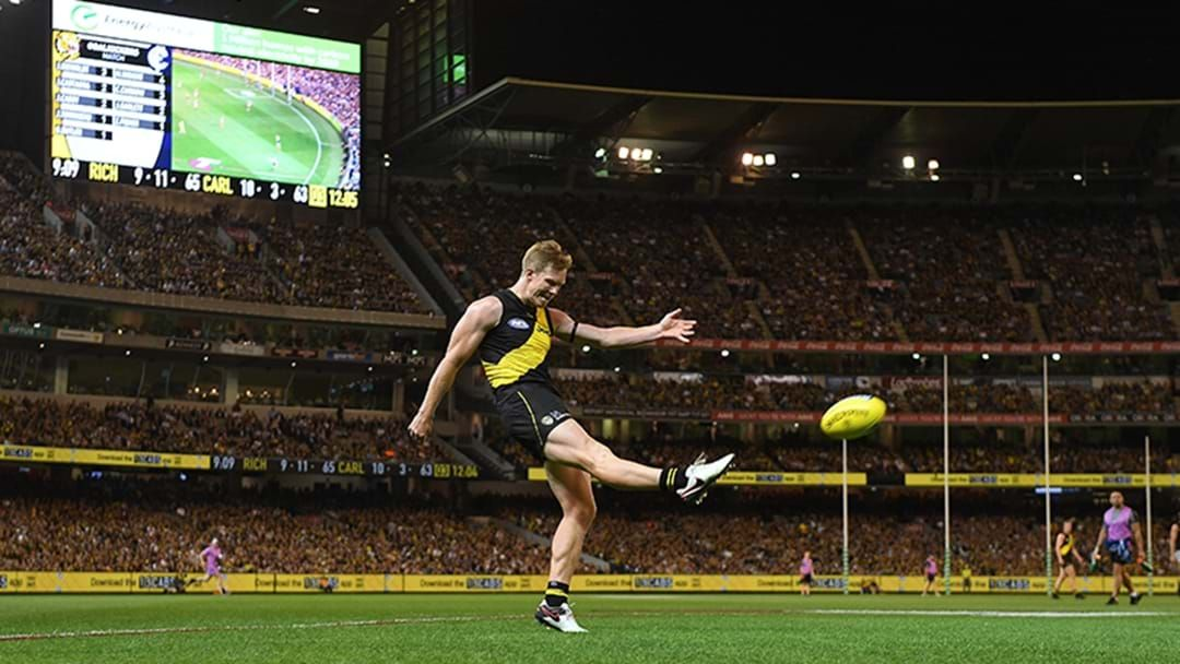Article heading image for There Is A Chance Every Game Could Be At The MCG In The First Week Of The Finals