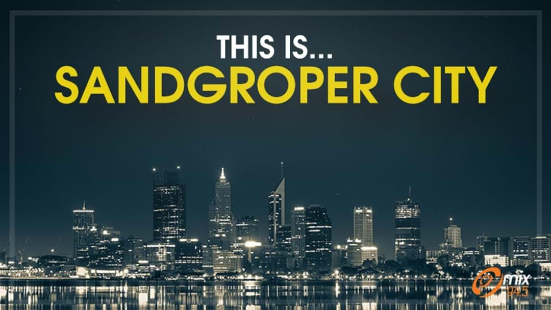 Article heading image for This Is Sandgroper City