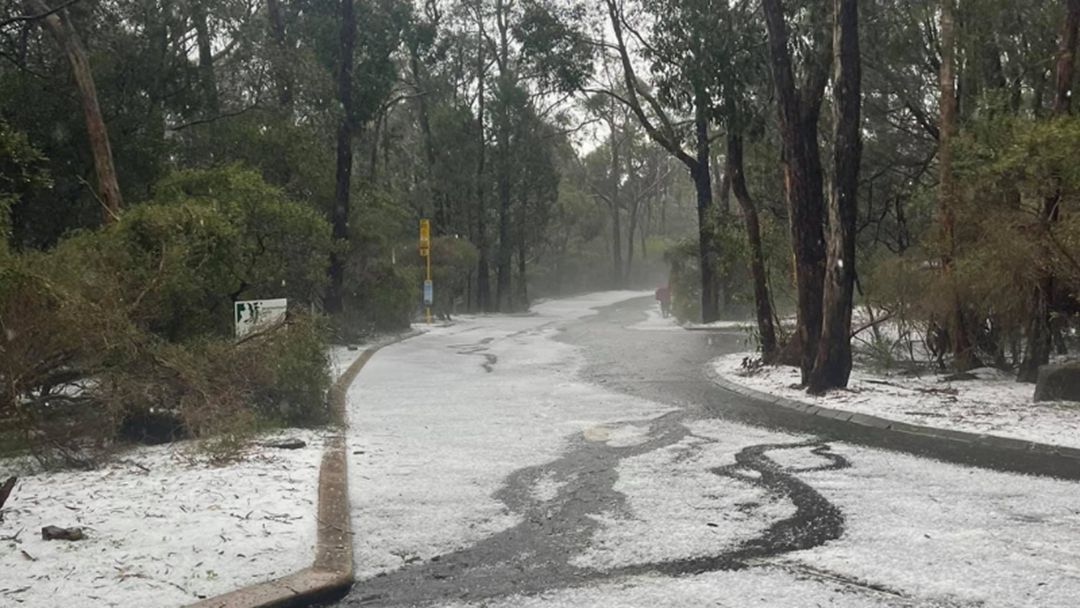 Article heading image for Flash Flooding And Hail Pummels Parts Of South Australia
