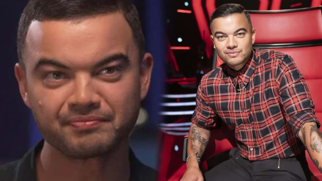 Article heading image for Guy Sebastian Defends Cheating Claims On The Voice AU!