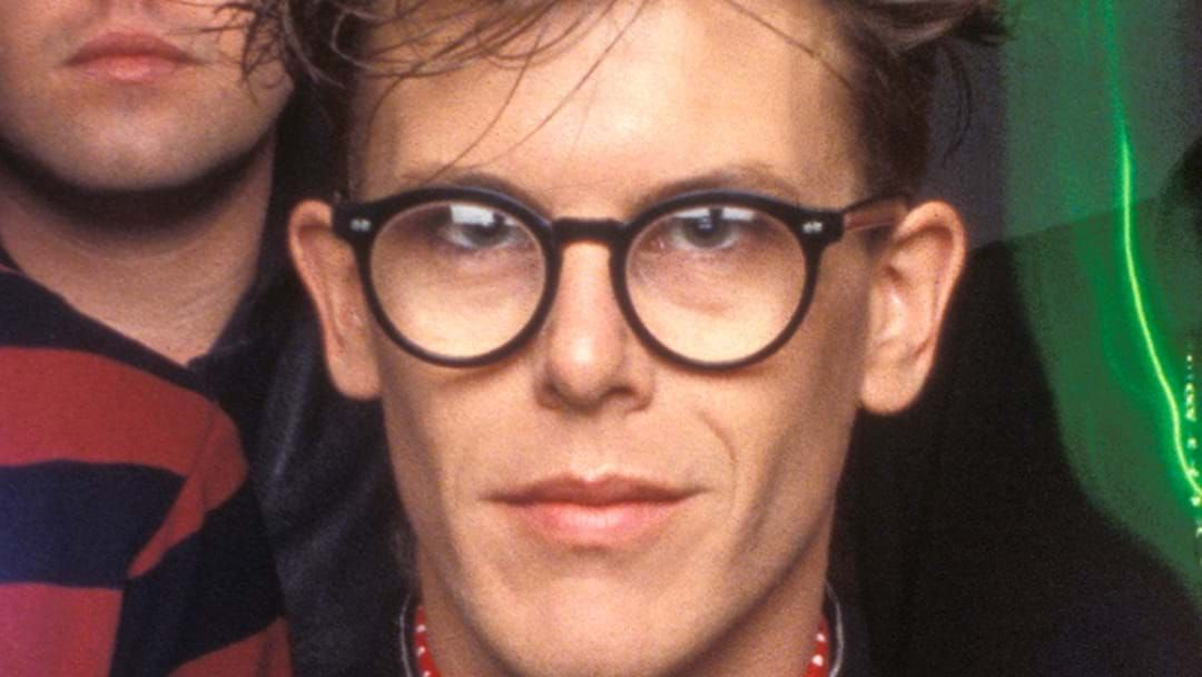 Article heading image for INXS' Kirk Pengilly Reveals How Glaucoma Almost Blinded Him Back In 1985