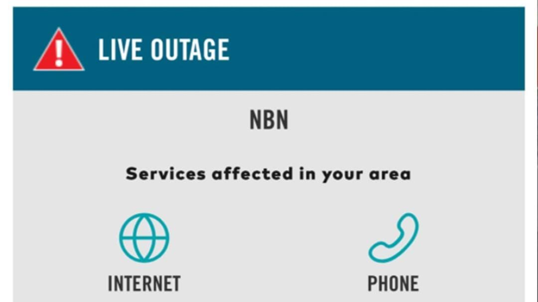 Optus NBN Is Stuffing Up In Three States | Triple M