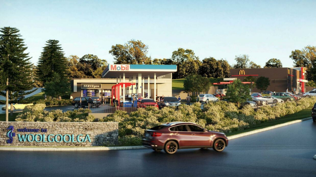 Article heading image for Development Application For New Woolgoolga Service Station & Takeaway Retailer Lodged With Council