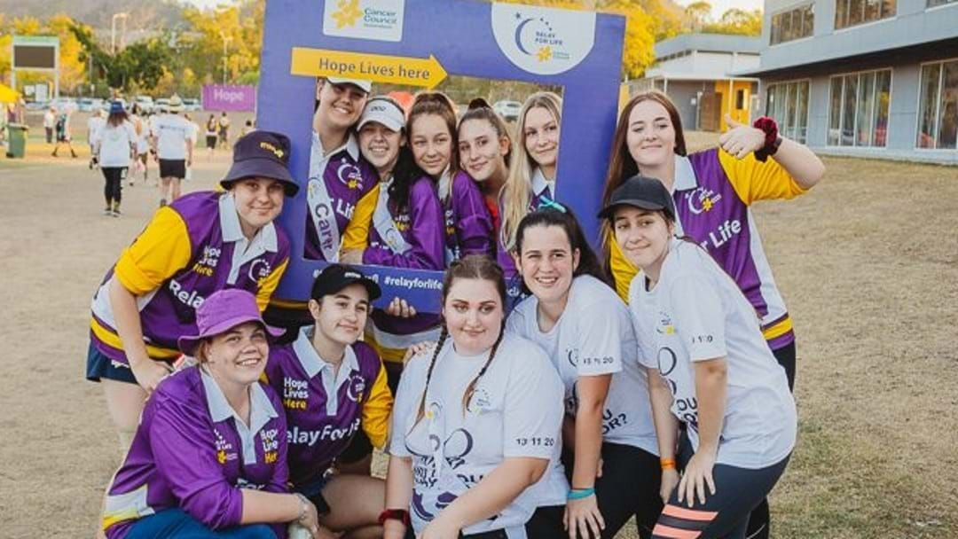 Article heading image for Townsville Is Turning Purple Ahead Of Relay For Life 2019