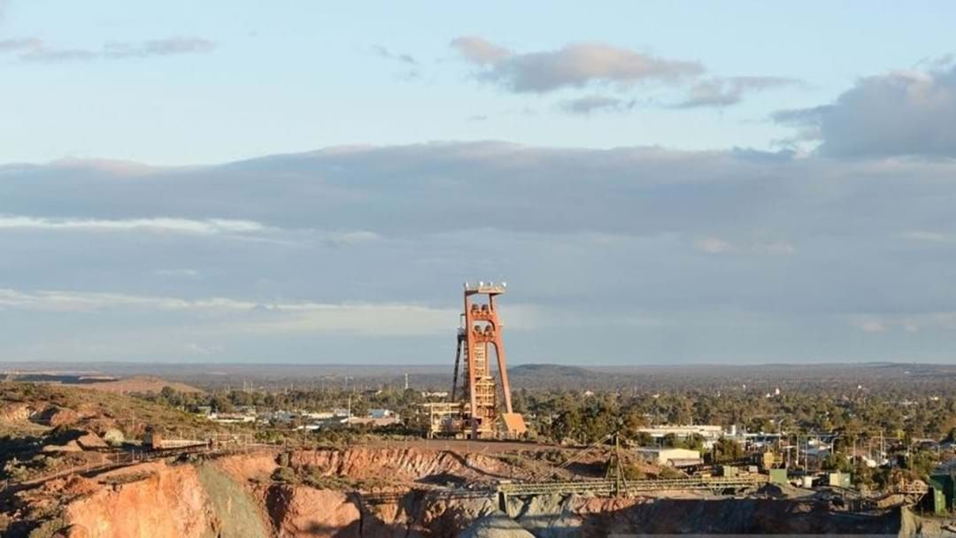 Article heading image for Goldfields Mine Complex Closes After Contractor Dies