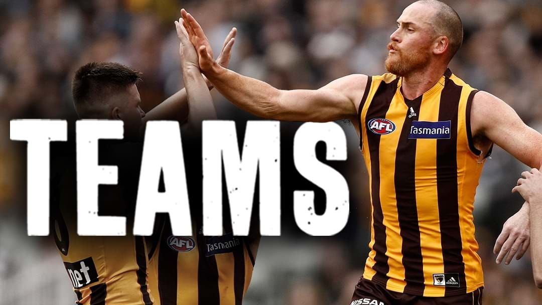 Article heading image for AFL Teams - Round 22, 2019