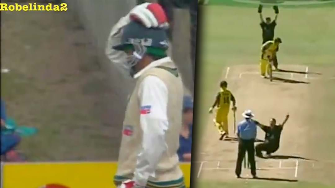 Article heading image for Robelinda2 Has Been Posting The Most Outrageous Umpiring Decisions Of All Time