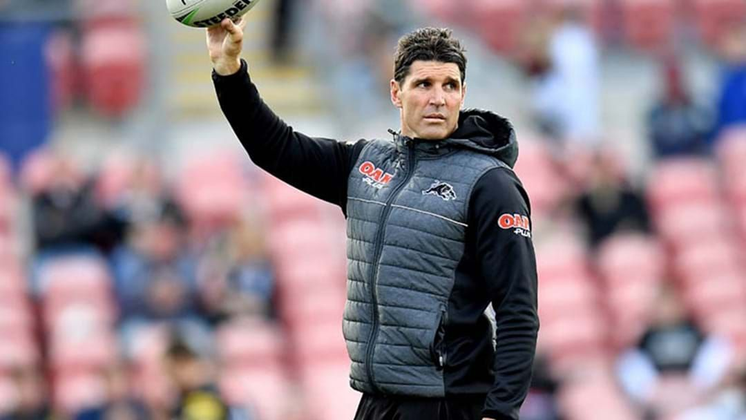 Article heading image for The One Player Trent Barrett MUST Attract To The Bulldogs In 2021