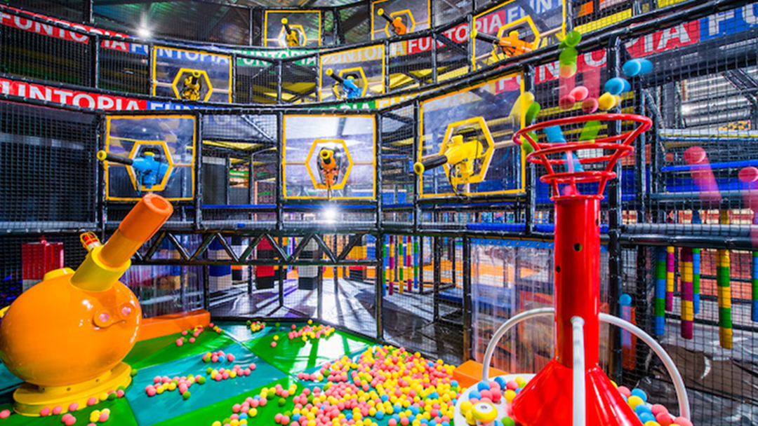 Article heading image for Prepare Yourselves, South Australia's Biggest Indoor Playground Is Open