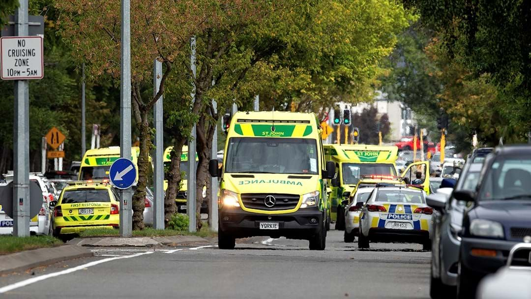 Article heading image for Australian-Born Citizen Arrested In Relation To Christchurch Shooting