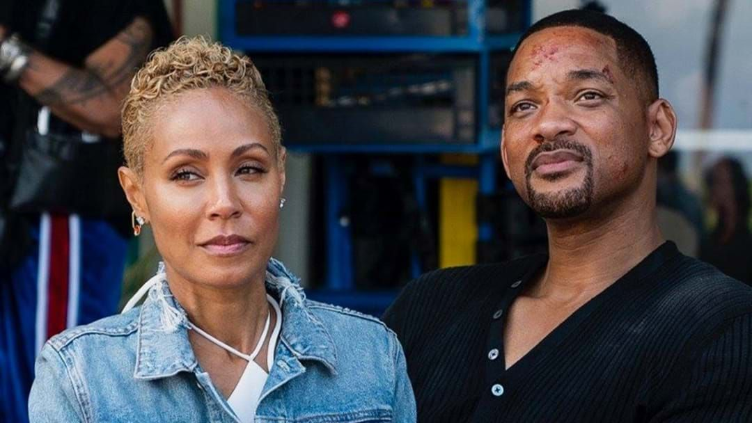 Article heading image for Will Smith Reveals Jada Wasn't The Only One With 'Entanglements'
