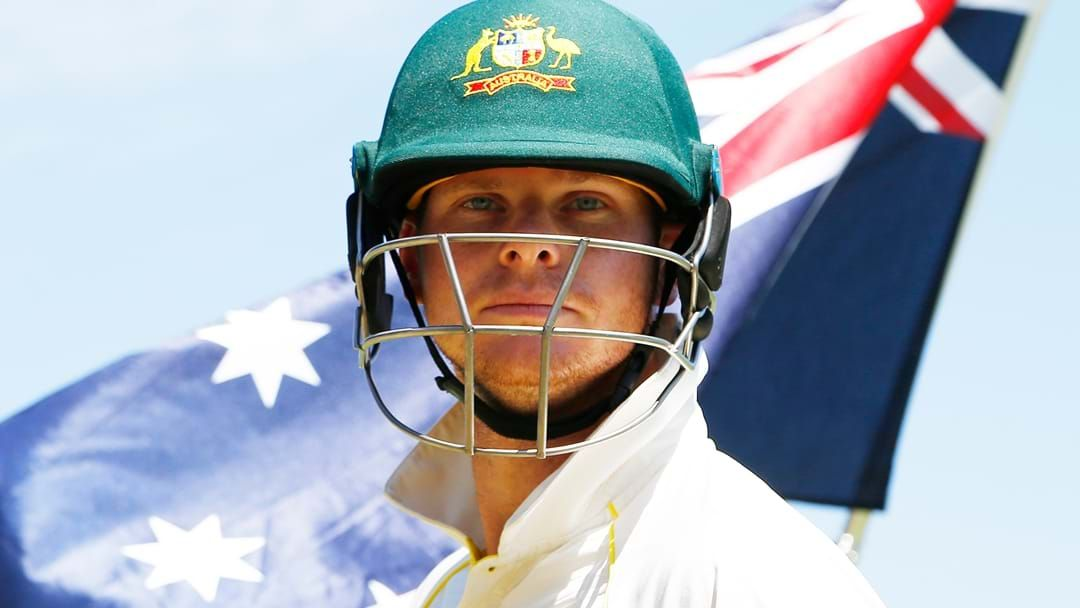 Article heading image for Cricket Australia Provide An Update On Steve Smith's Condition