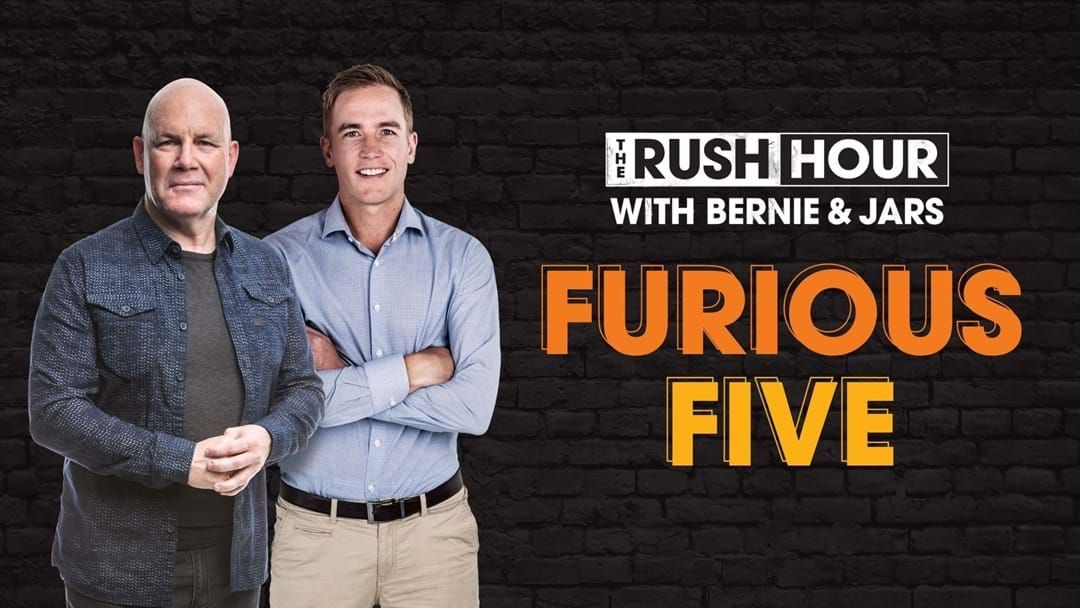 Competition heading image for Play the Rush Hours Furious Five Quiz!